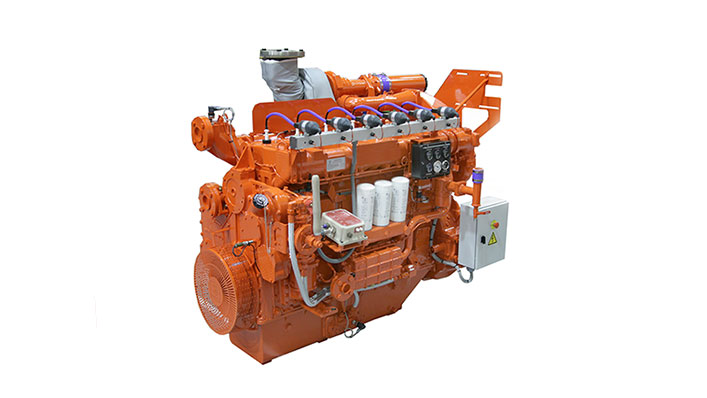 Siemens Gas Engine